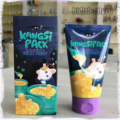 Маска для лица Kangsi Pack Elizavecca Milky Piggy с золотом