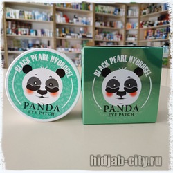Патчи Black Pearl Hydrogel Panda Eye Patch