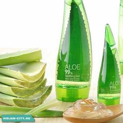 Aloe 99% — спасатель на все случаи жизни