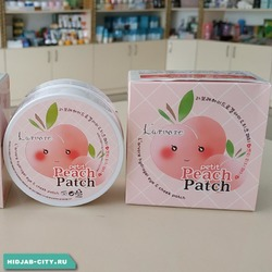 Патчи Hydrogel Eye & Cheek Petit Peach Patch