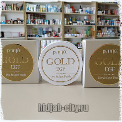 Патчи Petitfee Gold & EGF Eye & Spot Patch