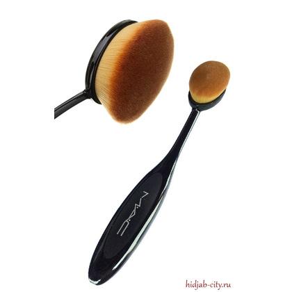 Профессиональная кисть для макияжа MAC