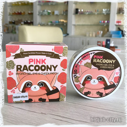 Патчи Pink Racoony Hydro Gel Eye Cheek Patch