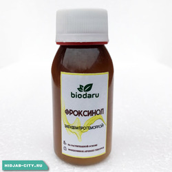 Фроксинол Biodaru от геморроя