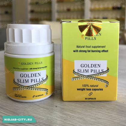 Golden Slim Pills (голден слим пилс)