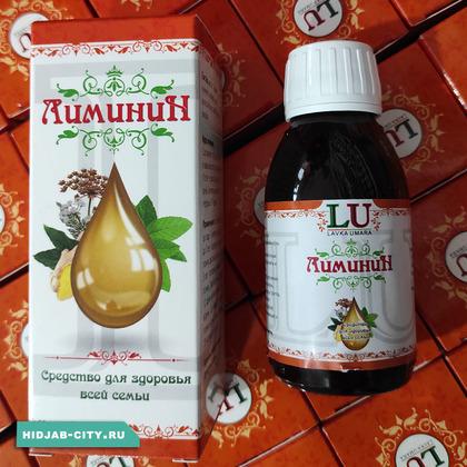 Лиминин - сироп от кашля