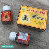 Tawon Liar Gold - Пчелка капсулы (40 штук)