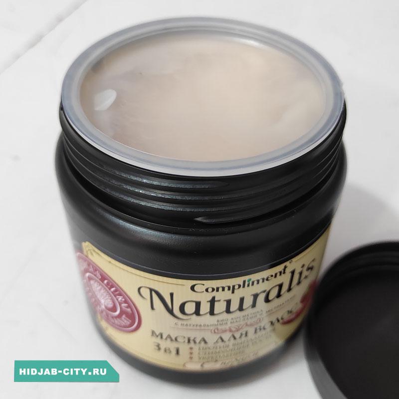 Compliment маска перцовая для волос Naturalis